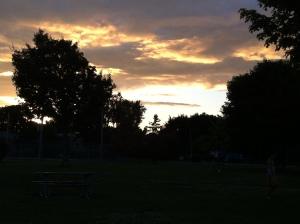 Golden Sky parque