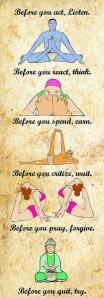 LISTEN yoga